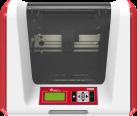 xyz_printing da Vinci Jr. 2.0 Mix - 3D-Drucker - USB 2.0/SD-Karte - Rot/Weiss