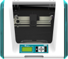 XYZprinting da Vinci Junior 1.0 W - Imprimante 3D - Wi-Fi - Turquoise/Blanc