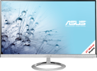 ASUS MX279H - Monitor - 27 / 68.6 cm - Schwarz/Silber