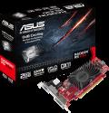 ASUS R5230-SL-2GD3-L - Scheda grafica - 2 GB DDR3 - Nero