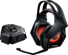 ASUS Strix 7.1 - Headset - Schwarz/Orange
