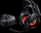 ASUS Strix 7.1 - Auricolare con microfono con microfono - nero/arancia