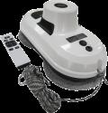 HOBOT 188 - Robot de nettoyage fenêtre - 80 Watt - Vitesse de nettoyage : 4 min/m2 - Gris