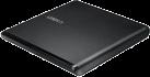 LITEON ES1 - Lecteur de DVD externe portable - USB 2.0 - Noir