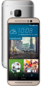 HTC One M9 - Android Smartphone - 32 GB - Gold on Silver