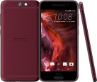 HTC One A9, rot
