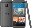 HTC One M9 Prime Camera Edition - Android Smartphone - 16 GB - Gunmetal
