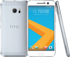 HTC 10 - Android Smartphone - 32 GB Speicher - Silber