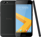 HTC One A9S - Android Smartphone - Speicher 32 GB - Gusseisen