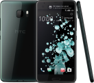 HTC U Ultra - Android Smartphone - Memoria 64 GB - Nero