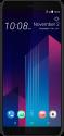 HTC U11+ - Android Smartphone - 128 GB - Ceramica nero