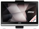 MSI Pro 22ET 6M-015DE - All-In-One - Intel Core i3-6100 (3.7 GHz) - Schwarz