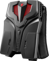 MSI VR One 7RE-083 - Rucksack-PC - Intel Core i7-7820HK (2.9 GHz) - Schwarz