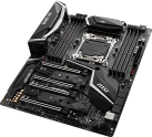 MSI X299 GAMING PRO CARBON AC - Gaming-Mainboard - LGA 2066 Sockel (Intel X299) - Schwarz