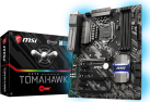 MSI Z370 TOMAHAWK - Gaming-Mainboard - Intel® Z370 - Schwarz
