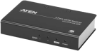 ATEN VS182B - HDMI-Signalverteiler True 4K - Schwarz