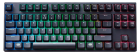 COOLERMASTER MasterKeys Pro S RGB - Tastatur - LED Hintergrundbeleuchtung - Schwarz