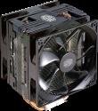 COOLER MASTER Hyper 212 LED Turbo - Glacière CPU - Ventilateur PWM - Noir