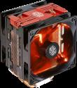 COOLER MASTER Hyper 212 LED Turbo - Glacière CPU - Ventilateur PWM - Noir/Rouge