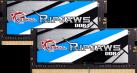 G.SKILL Ripjaws DDR4 SO-DIMM - Mémoire vive - 2x 16 Go (DDR4 / 2133 MHz) - Noir