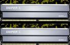G.SKILL Sniper X - Mémoire vive - 2x 16 Go (DDR4 / 3000 MHz) - Digital Camouflage
