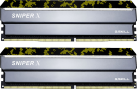 G.SKILL Sniper X - Mémoire vive - 2x 16 Go (DDR4 / 2400 MHz) - Digital Camouflage