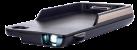 AIPTEK MobileCinema i50S - für iPhone 4 und iPhone 4S - Schwarz