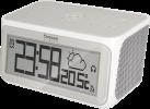 Oregon Scientific CIR100 - Internet Radio Alarm Clock - Oltre 100.000 stazioni radio - Bianco
