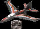 Silverlit Air Acrobat - Flugzeug - 2.4 GHz - Schwarz/Orange