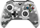 Epic Skin Xbox One S Controller Skin - Camouflage Grey - Grigio
