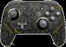 Epic Skin Nintendo Switch Pro Controller Skin - Mythic - Grau/Schwarz