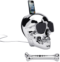 jarre AeroSkull HD +, Chrome Silver