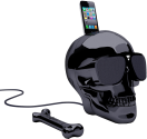 jarre AeroSkull HD +, Chrome Black