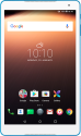 alcatel A3 10 4G - Tablet - Memoria 16 GB - Bianco/Blu