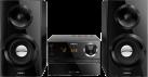 PHILIPS MCM2350/12 - Mini Stereoanlage - 70 W - Schwarz