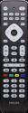 PHILIPS SRP2018/10 - Universal-Fernbedienung - 8 in 1 - Schwarz