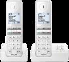 PHILIPS D4652W/38 - Telefono fisso senza fili - Schermo 4.6 cm - Bianco