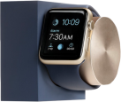 NATIVE UNION Apple Watch Dock - Stazione di carico - Blu/Oro