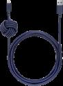 NATIVE UNION Night Cable - Lightning Kabel - Dunkelblau