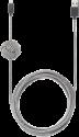NATIVE UNION Night Cable - Lightning Kabel - Grau