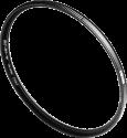 NiSi Pro Nano HUC - Filtro polarizzatore - 62 mm - Nero