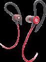 SOUL FLEX 2 - In-Ear kopfhörer - 3-facher Tragekomfort - Rot