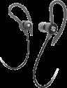 SOUL FLEX 2 - In-Ear kopfhörer - 3-facher Tragekomfort - Schwarz