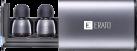 ERATO Apollo 7 - In-Ear Kopfhörer - Bluetooth - Grau