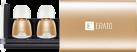 ERATO Apollo 7 - In-Ear Kopfhörer - Bluetooth - Gold