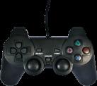 PIRANHA PI397232 - Kontroller - Für PS2/PS3/PC - Schwarz