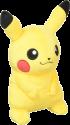 SANEI - Plüschfigure - Pikachu - 35 cm