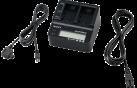 Sony AC-VQV10, schwarz