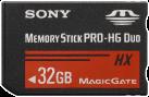 SONY MS-HX32B Scheda di memoria flash, 32 GB