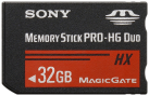 SONY MS-HX32B Carte mémoire flash, 32 Go